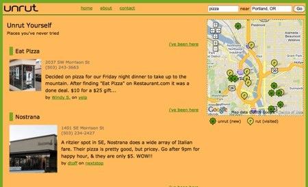 Unrut Yourself - Portland pizza places